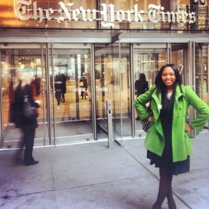 Aya Takes NY